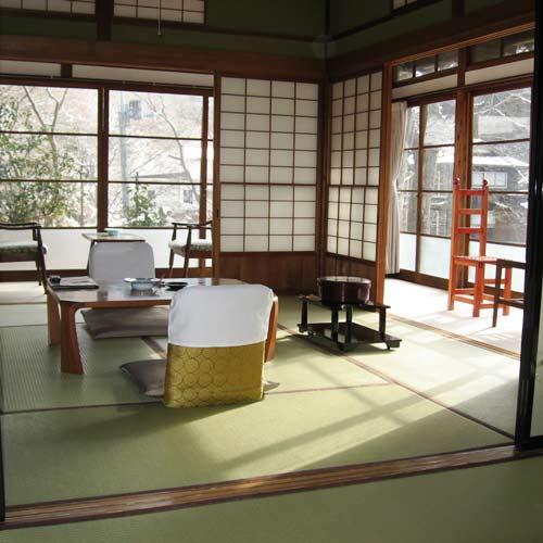 【新幹線付プラン】大沢温泉 菊水館(びゅうトラベルサービス提供)/客室