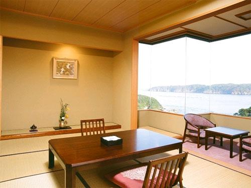 【新幹線付プラン】浄土ヶ浜パークホテル(びゅうトラベルサービス提供)/客室