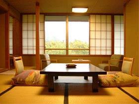 【新幹線付プラン】鶯宿温泉 長栄館(びゅうトラベルサービス提供)/客室
