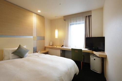 【新幹線付プラン】ホテルメッツ新潟(びゅうトラベルサービス提供)/客室