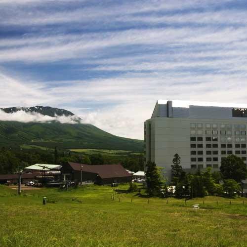 【新幹線付プラン】雫石プリンスホテル(びゅうトラベルサービス提供)/外観