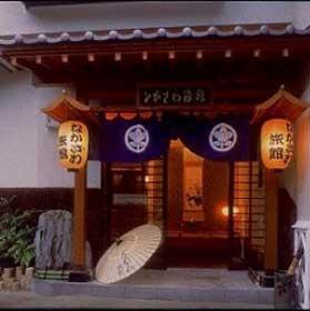 【特急列車付プラン】四万温泉 平成の旅籠なかざわ旅館(びゅうトラベルサービス提供)/外観