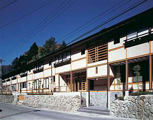 【特急列車付プラン】四万温泉 三木屋旅館(びゅうトラベルサービス提供)/外観