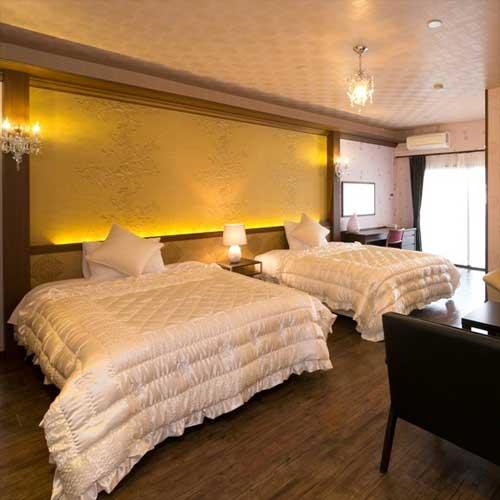 湯布院別荘 四季彩ホテル/客室