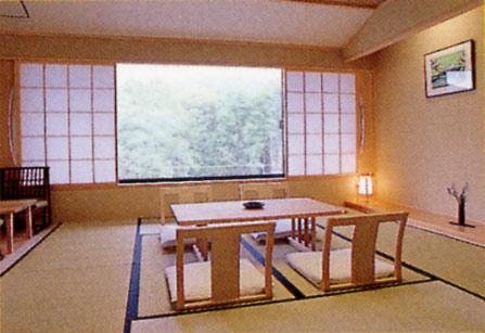 【新幹線付プラン】アソベの森いわき荘(びゅうトラベルサービス提供)/客室