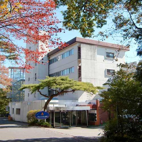 【新幹線付プラン】那須温泉 グランドホテル愛寿(びゅうトラベルサービス提供)/外観
