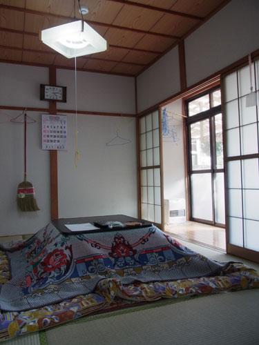 楽園荘/客室