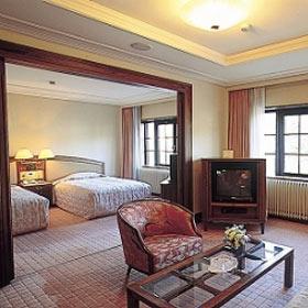 【新幹線付プラン】旧軽井沢ホテル(びゅうトラベルサービス提供)/客室
