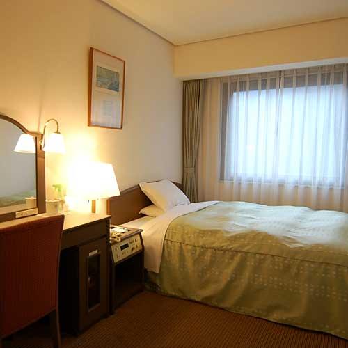 【新幹線付プラン】ホテルサンルート青森(びゅうトラベルサービス提供)/客室