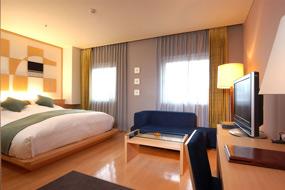 【新幹線付プラン】青森国際ホテル(びゅうトラベルサービス提供)/客室