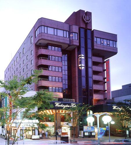 【新幹線付プラン】八戸ワシントンホテル(びゅうトラベルサービス提供)/外観