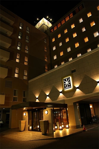 【新幹線付プラン】ホテルサンルート五所川原(びゅうトラベルサービス提供)/外観