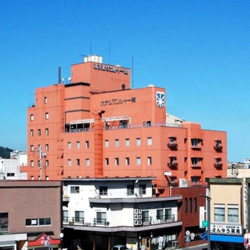 【新幹線付プラン】ホテルサンルート一関(びゅうトラベルサービス提供)/外観