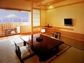 【特急列車付プラン】富士河口湖温泉 レイクランドホテル みづのさと(びゅうトラベルサービス提供)/客室