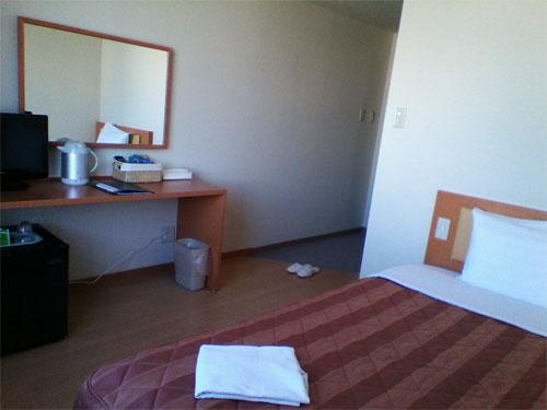 ホテルステイ・イン山王プラザプレミアアネックス/客室
