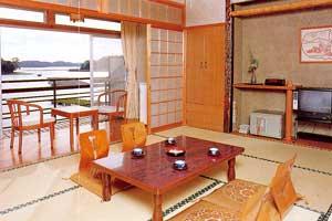旅館 弁天荘/客室