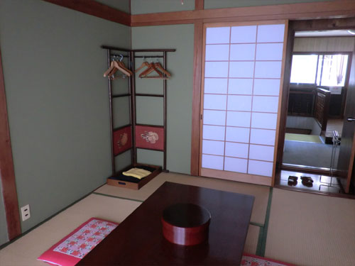 旅館とみ川/客室