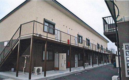 石巻アパートメントホテル/外観