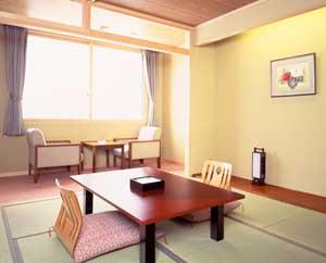 登別温泉 名湯の宿パークホテル雅亭(HTC提供)/客室