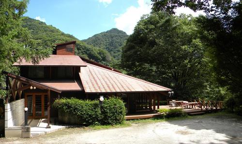 昇仙峡渓谷ホテル/外観