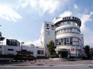 甲府昭和温泉ビジネスホテル/外観