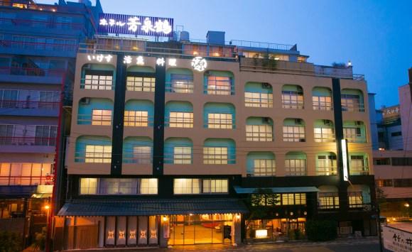 ホテル芳泉鶴/外観