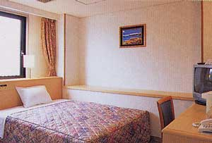 彦根北アートホテル/客室