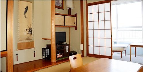 恵美寿荘/客室