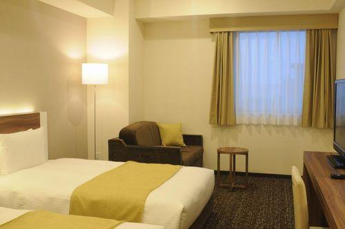 ホテルサンルート熊谷駅前/客室