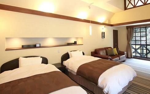 森の国ホテル/客室