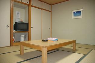 かわべ天文公園/客室