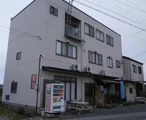 いのしし亭(桐山荘)/外観
