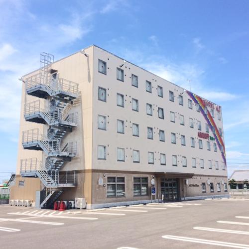 HOTEL AZ 長崎大村店/外観