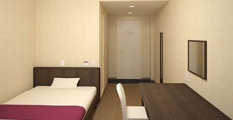 大川リバーサイドホテル/客室