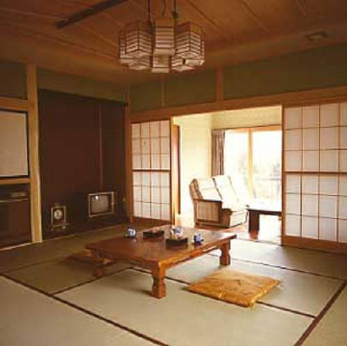 観光旅館 巴川荘/客室