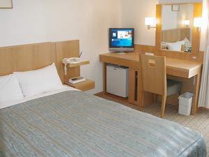 【新幹線付プラン】浦和ワシントンホテル(びゅうトラベルサービス提供)/客室