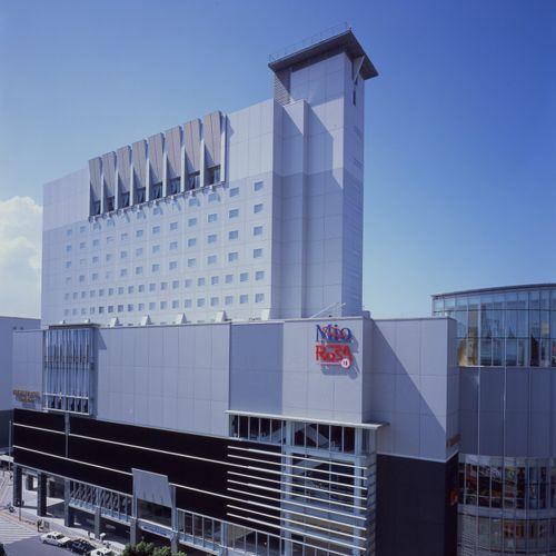 【新幹線付プラン】京成ホテルミラマーレ(びゅうトラベルサービス提供)/外観