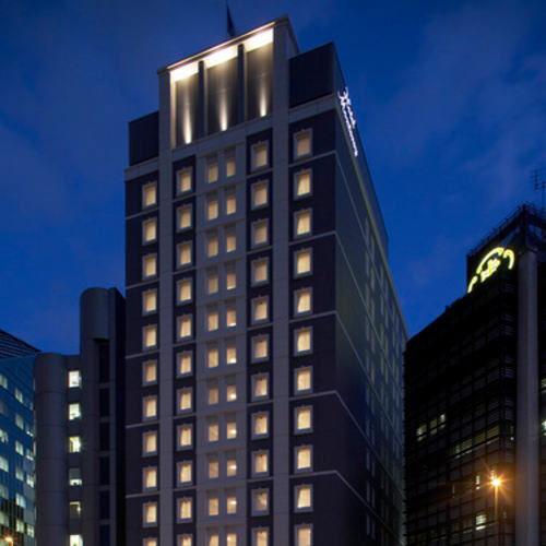 【新幹線付プラン】ホテルモントレ赤坂(びゅうトラベルサービス提供)/外観