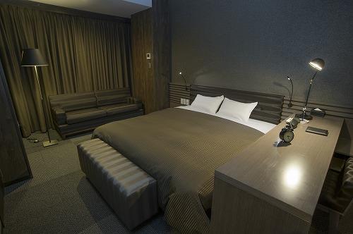 ホテルリリーフ札幌すすきの/客室