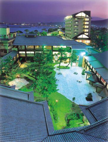 【新幹線付プラン】指宿温泉 指宿白水館(JR九州旅行提供)/外観