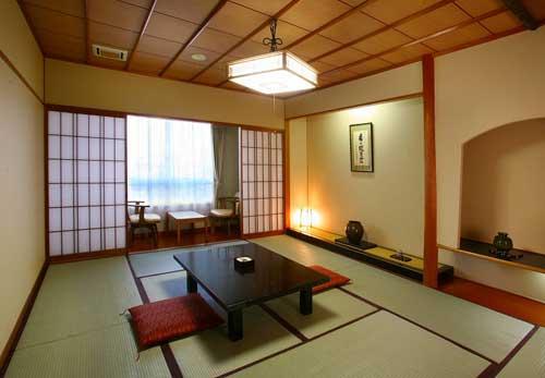 【新幹線付プラン】温泉ホテル中原別荘(JR九州旅行提供)/客室