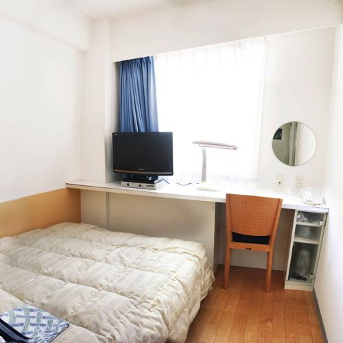【JR列車付プラン】サンライフホテル2・3<博多>(JR九州旅行提供)/客室