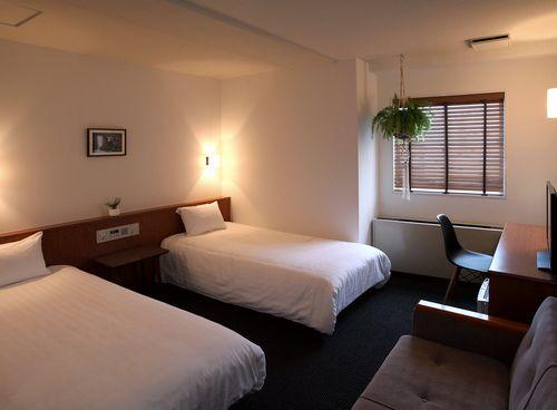 ホテルパシフィック金沢/客室