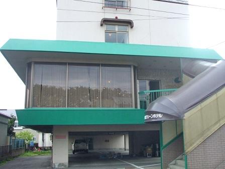 十和田グリーンホテル/外観