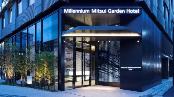 ミレニアム三井ガーデンホテル東京/外観