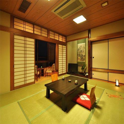 たら竹崎温泉 夜灯見荘(やとみそう)/客室
