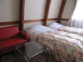 斑尾高原 ウッドペッカー/客室