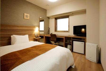 ホテルサンオーク柏の葉/客室