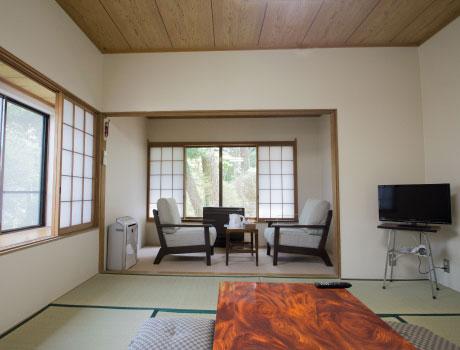 TKPホテル&リゾート レクトーレ箱根強羅/客室