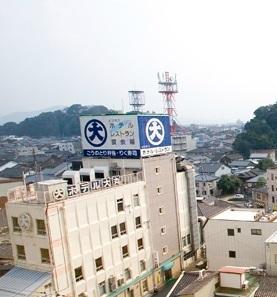 ホテル大丸/外観